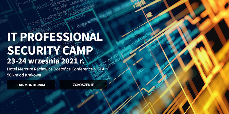 IT Professional Security Camp